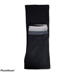 Lululemon Dark Grey Flare Leggings *